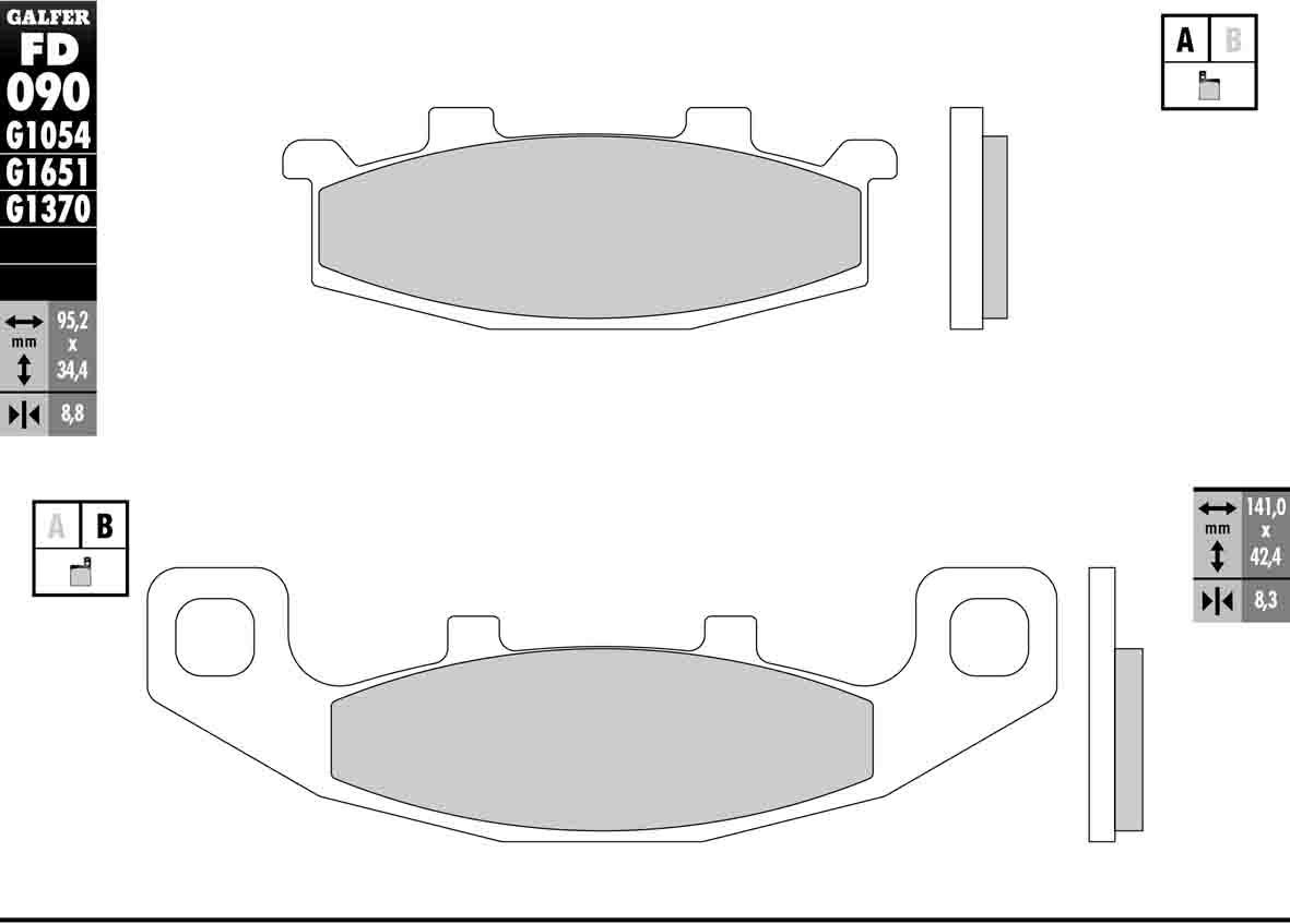 Concours Zg Gtr1000 Cagiva Elefant Wiring Diagram Brake Pad